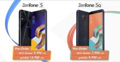 เปิดราคา ASUS Zenfone 5, ASUS Zenfone 5Q ในไทย เริ่มต้น 7,990 บาท สำหรับ ASUS Member!!