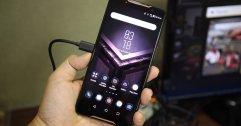 เปิดตัว ASUS ROG Phone สมาร์ทโฟนเกมมิ่ง ใช้ชิป Snapdragon 845 Ram 8 GB / Rom 512 GB !!