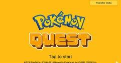 [Game] รีวิว Pokemon Quest เกมใหม่จากปู่ Nintendo น่ารัก มุ้งมิ้ง โหลดฟรีทั้ง iOS และ Android