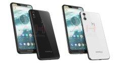 เผยภาพเร็นเดอร์ Motorola One มากับ Android One และหน้าจอมี Notch ตามเทรนด์