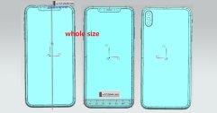 เผยภาพแผนงาน iPhone รุ่นใหม่หน้าจอ 6.5 นิ้ว และ 6.1 นิ้ว และอาจจะมากับกล้องหลัง 3 ตัว !!