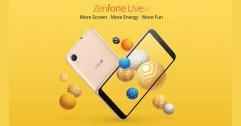 รุ่นเล็กก็มา!! เปิดราคา ASUS Zenfone Live (L1) ภาคต่อ จอใหญ่ 18:9 ในราคา 3,290 บาท!!