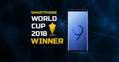 Samsung Galaxy S9+ คว้าแชมป์ Smartphone World Cup จากผลโหวตทั่วโลก !!