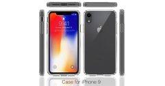 หลุด !! เคส Apple iPhone 9 เผยให้เห็นดีไซน์คล้าย iPhone X และมากับกล้องหลังตัวเดียว !!