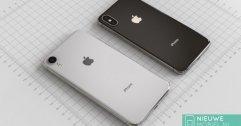 ชมภาพเร็นเดอร์ชัดๆ ของ iPhone 9 เทียบขนาดกับ iPhone X