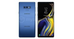 หลุดคลิป Unbox !! Samsung Galaxy Note 9 สี Coral Blue ก่อนเปิดตัว 9 สิงหาคมนี้ !!
