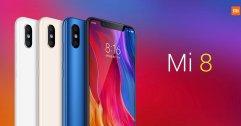 Xiaomi Mi 8 ผ่านการรองรับจาก กสทช. เรียบร้อย เตรียมวางจำหน่ายในไทยเร็ว ๆ นี้ !!