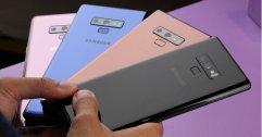 เปิดตัว Samsung Galaxy Note 9 ทุกอย่างดีขึ้น แบตอึด 4,000 mAh และ S Pen รุ่นใหม่!!