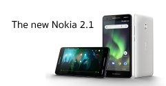 New Nokia 2.1 รุ่นเล็กมาพร้อม Android Go วางจำหน่ายแล้ว ในราคา 3,590 บาท