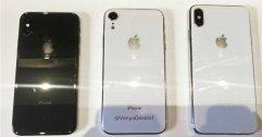 iPhone X Plus และ iPhone 9 มาครบ !! เผยภาพเครื่อง Dummy iPhone 2018 ทั้งสามรุ่น !!