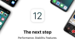 iOS 12 อัพเดตได้แล้ว พร้อมวิธีอัพเดต อัพเดตยังไง? และรุ่นที่ได้ไปต่อ!!
