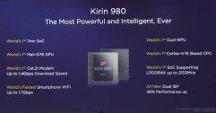 เจาะลึก Kirin 980 ชิปเซ็ต 7 nm เร็ว แรงทะลุหลอด ใน HUAWEI Mate 20 Series