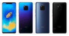 เผยภาพเร็นเดอร์ สี Huawei Mate 20 Pro มาด้วยกันสามสี ครบทุกเทรนด์สีบนสมาร์ทโฟน