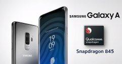 อยู่เฉยไม่ได้แล้ว !! Samsung อาจเปิดตัว Galaxy A รุ่นใหม่มากับชิป SD 845 เป็นครั้งแรก !!