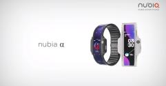 อย่างล้ำ!! Nubia Alpha สมาร์ทโฟนที่สวมใส่ข้อมือได้ เผยโฉมครั้งแรกในงาน IFA 2018