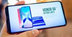 [Review] Honor 8X มือถือจอใหญ่เต็มตา กล้องคู่ เสริมพลังด้วย AI ราคา 7,990 บาท