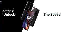 เปิดตัว OnePlus 6T ปรับสเปค เปลี่ยนจอรอยบากทรงหยดน้ำ สแกนนิ้วมือในจอ เพิ่มแบต