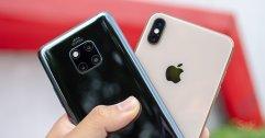 เปรียบเทียบ HUAWEI Mate 20 Pro กับ iPhone XS Max ในการใช้งานจริง (แบตเตอรี่, กล้อง และฟีเจอร์)
