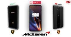ลือ สเปค OnePlus 6T McLaren Edition มากับแรม 10 GB และรอม 256 GB !!