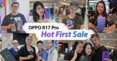 [PR] OPPO R17 Pro Hot Sale!! รวมภาพสุดประทับใจ รับเครื่องวันแรก!