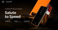Salute to Speed เตรียมพบ OnePlus 6T McLaren Edition ที่ AIS, JD Central และ Power Buy