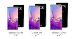 เผยภาพตัวเครื่อง Samsung Galaxy S10 Plus มากับกล้องหลังถึง 4 ตัว และกล้องหน้า 2 ตัว !!