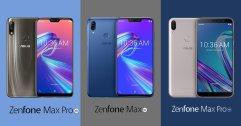 เปรียบเทียบ สเปค ASUS ZenFone Max Pro M2 vs  Max M2 vs Max Pro M1 รุ่นเก่า รุ่นใหม่ แตกต่างยังไง?