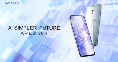 เผยแล้ว! Vivo APEX 2019 สแกนนิ้วเต็มหน้าจอ รองรับ 5G ไร้ปุ่มกด ไร้รอยต่อ