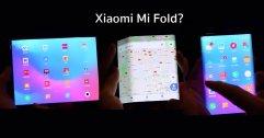 เผยคลิปโทรศัพท์พับได้ปริศนา คาดว่าเป็น Xiaomi เพราะมันรันด้วย MIUI