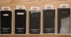หลุดภาพเรนเดอร์เคส Samsung Galaxy S10 S10+ และ S10e ก่อนเปิดตัว มีหลายแบบให้เลือกสรร