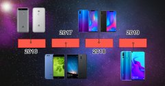 The evolution of Huawei nova จากรุ่นแรกสู่ nova 4 ความเปลี่ยนแปลงที่ยกระดับสมาร์ตโฟนระดับกลางไปอีกขั้น