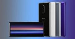 เปิดตัว Sony Xperia 1 จอโคตรยาว 4K OLED และกล้องหลัง 3 ตัว (ซักที)!!