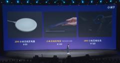 Xiaomi เปิดตัวแท่นชาร์จไร้สาย 20W, Powerbank ชาร์จไร้สาย ราคาเริ่มต้น 470 บาท