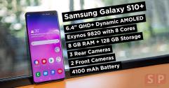 [Review] Samsung Galaxy S10+ สมาร์ทโฟนที่ตีบวกแทบทุกด้าน พร้อมระบบสแกนลายนิ้วมือสุดล้ำ