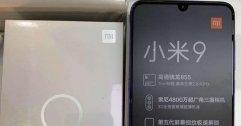 เผยภาพหลุดกล่อง และแผ่นพลาสติกปิดจอ Xiaomi Mi 9 ยืนยันมาพร้อม Snapdragon 855
