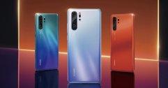 แคปทัน!! Huawei เผลอปล่อยหน้าเว็บ P30 และ P30 Pro ออนไลน์ เผยภาพโปรโมต และของแถมสำหรับผู้สั่งจอง