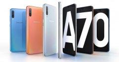 มาให้ครบ!! เผยสเปค Samsung Galaxy A70 มาพร้อม Triple Camera 32MP และหน้าจอ 6.7 นิ้ว