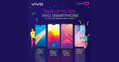 โปรโมชัน Lazada ครบรอบปีที่ 7  Vivo Smartphone ลดสูงสุด 10,000 บาท