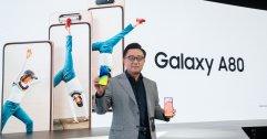 [PR] Samsung เปิดตัว Galaxy A80 สมาร์ทโฟนแห่งยุคของคนชอบไลฟ์