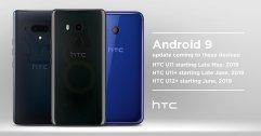 ลืมกันหรือยัง? HTC เผยเตรียมอัพเดต Android 9 ให้มือถือ 3 รุ่นในช่วงกลางปีนี้