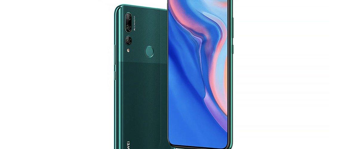 เปิดตัว HUAWEI Y9 Prime 2019 จอเต็ม กล้องป็อปอัพ พร้อม 3