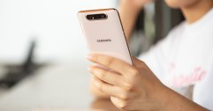 รีวิว Samsung Galaxy A80 พรีเมียมสมาร์ทโฟน ครั้งแรกของ Samsung ที่กล้องหน้าคมชัดเทียบเท่ากล้องหลัง