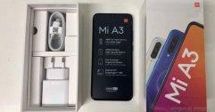 หลุดภาพกล่อง Xiaomi Mi A3 มือถือ Android One ประจำปีนี้ ก่อนเปิดตัวในอีกไม่นาน