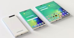 Samsung จดสิทธิบัตรการออกแบบมือถือยืดขยายจอได้ คาดอาจมาเร็วสุดใน Galaxy S11