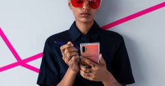 หลุดภาพโปรโมต Samsung Galaxy Note 10+ สี Aura Glow พร้อม S-Pen สีน้ำเงิน และภาพอื่น ๆ เพิ่มเติม