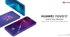 เผยสเปค Huawei Nova 5T Kirin 980 RAM 8GB กล้อง 4 ตัว