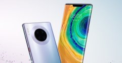 หลุดภาพโปรโมท Huawei Mate 30 ทุกรุ่น แสดงให้เห็นถึงดีไซน์แบบหมดเปลือก