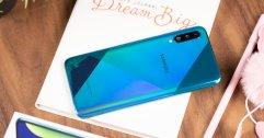 มาเงียบ ๆ Samsung Galaxy A50s รุ่นเล็ก RAM 4GB + 64GB ROM | ราคา 8,990 บาท