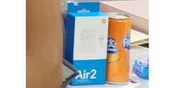 หลุดภาพกล่องหูฟัง Xiaomi Mi AirDots 2 Pro จากออฟฟิศในจีน