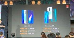 เปิดตัวแล้ว!!! Redmi Note 8 / Note 8 Pro  พร้อมสเปคและราคา แถมเซอร์ไพรส์ให้ประหลายใจอีกด้วย